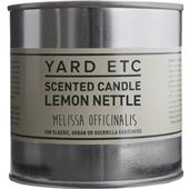 YARD ETC - Lemon Nettle - Scented Candle