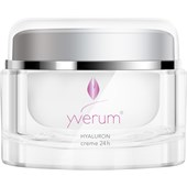 Yverum - Gesichtspflege - Hyaluron Creme 24 h