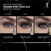 Yves Saint Laurent - Ogen - Mascara Volume Effet Faux Cils