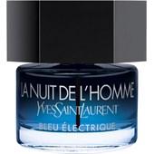 Yves Saint Laurent - La Nuit De L'Homme - Bleu Électrique Eau de Toilette Spray