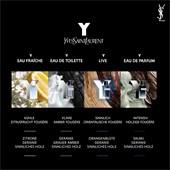 Yves Saint Laurent - Y - Live  Eau de Toilette Spray Intense