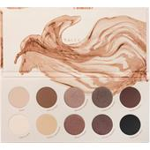 ZOEVA - Augen - Eyeshadow Palette Naturally Yours