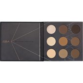 ZOEVA - Eye brows - Brow Spectrum Palette