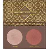 ZOEVA - Highlighter - Cocoa Blend Highlighting Palette