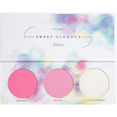 ZOEVA - Highlighter - Sweet Glamour Blush Palette