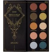 ZOEVA - Lidschatten - Aristo Eyeshadow Palette