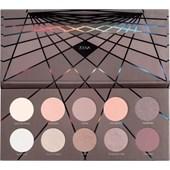 ZOEVA - Lidschatten - Eyeshadow Palette En Taupe