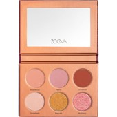 ZOEVA - Eye Shadow - Eyeshadow Palette Share Your Radiance