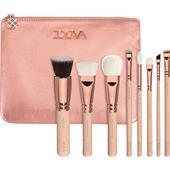 ZOEVA - Brush sets - Brush Sets Rose Golden Luxury Set Vol.2
