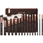ZOEVA - Pinselsets - Brush Set Rose Golden Complete Set Vol.1