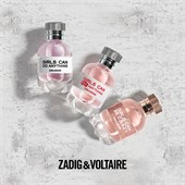 Zadig & Voltaire - Girls Can Do Anything - Girls Can Be Crazy Eau de Parfum Spray