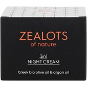 Zealots of Nature - Night Care - 3 in 1 Night Cream