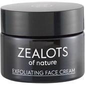 Zealots of Nature - Reinigung - Exfoliating Face Cream