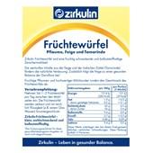 Zirkulin - Magen, Darm & Verdauung - Früchtewürfel