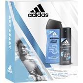 adidas - Functional Male - Get Ready Geschenkset