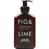 aeolis - Body care - Fig & Lime Energizing Body Lotion