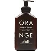 aeolis - Körperpflege - Orange Ultimate Care Body Lotion