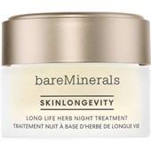 bareMinerals - Feuchtigkeitspflege - Long Life Night Treatment