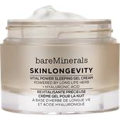 bareMinerals - Special care - SkinLongevity Sleeping Gel-Cream