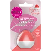 eos - Lips - Shea + Shade Tinted Shea Lip Balm Sunset To Sunrise