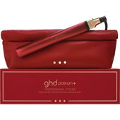 ghd - Deep Scarlet Collection - Platinum+ Styler