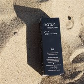 naturmädchen - Gesichtspflege - Sonnencreme SPF 20