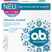 o.b. - Tampons - Pro Comfort Mini