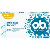 o.b. - Tampons - Pro Comfort Normal