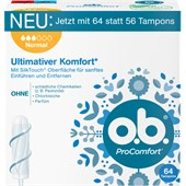 o.b. - Tampons - Pro Comfort