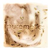 puremetics - Natural soaps - Pflegende Duschseife Hafermilch Tonka