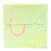 puremetics - Natur-Seifen - Straffende Dusch-Seife Sheabutter Limette