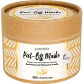 puremetics - Peeling & Masken - Revitalisierend: Mit Cocos & Vanille Peel-Off Gesichtsmasken