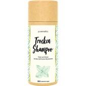 puremetics - Shampoo - Für helles Haar Trockenshampoo Peppermint