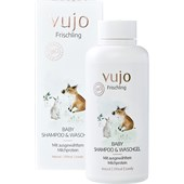 vujo Frischling - Babypflege - Baby Shampoo & Waschgel