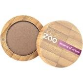 zao - Lidschatten & Primer - Bamboo Pearly Eyeshadow