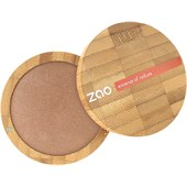 zao - Rouge & Highlighter - Bamboo Cooked Powder