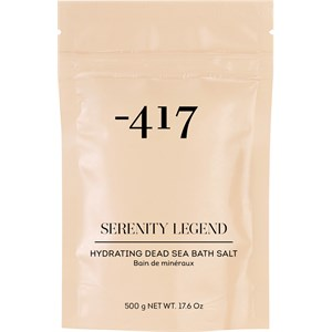-417 - Catharsis & Dead Sea Therapy - Mineral Salt Bath