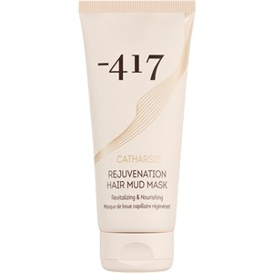 -417 - Catharsis & Dead Sea Therapy - Rejuvenation Hair Mud Mask