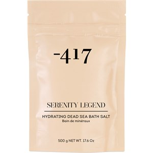 -417 - Catharsis & Dead Sea Therapy - Serenity Legend Hydrating Dead Sea Bath Salt