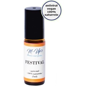 M-Up´s - Mask Refresher - Festival