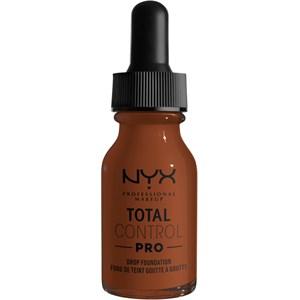 NYX Professional Makeup - Foundation - Total Control Pro Drop Foundation