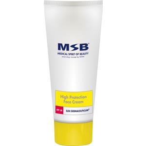 MSB Medical Spirit of Beauty - Sun Dermaceuticum - High Protection Face Cream SPF 30