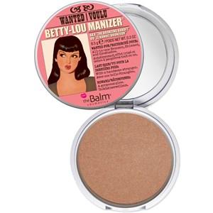The Balm - Powder - Betty-Lou Manizer