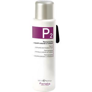 Fanola - Permanente - Permanente P2 capelli colorati