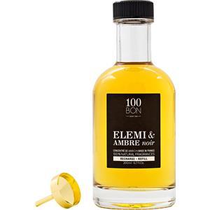 100BON - Elemi & Ambre Noir - Eau de Parfum Spray Refill