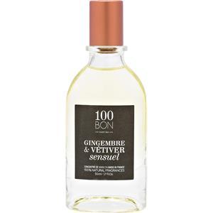 100BON - Gingembre & Vétiver Sensuel - Eau de Parfum Spray