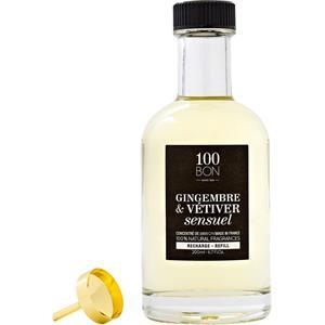 100BON - Gingembre & Vétiver Sensuel - Eau de Parfum Spray Refill