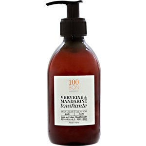 100BON - Verveine & Mandarine Tonifiante - Liquid Soap Hand