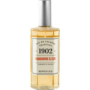 1902 Tradition - Mandarine & Cuir - Eau de Cologne Spray