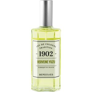 Image of 1902 Tradition Unisexdüfte Verveine Yuzu Eau de Cologne Spray 125 ml